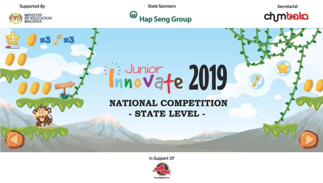 Junior Innovate 2019 State Level