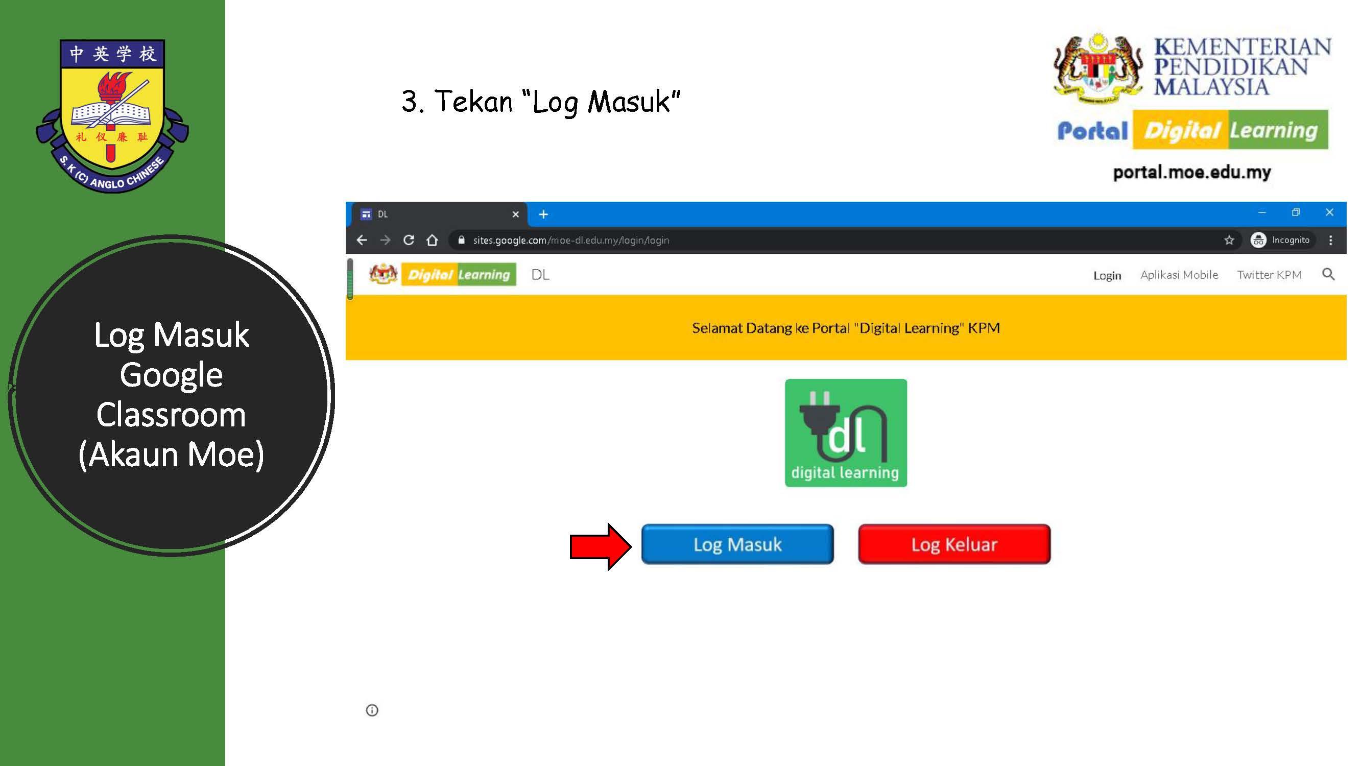 Tatacara Murid Log Masuk emel MOE_Page_04
